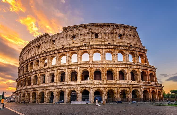 Самолетни билети от София до Рим