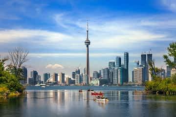 Самолетни билети до Торонто, Канада