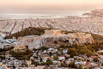 Самолетни билети от София до Атина