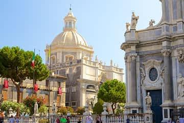 самолетни билети до Катания, Сицилия, Италия