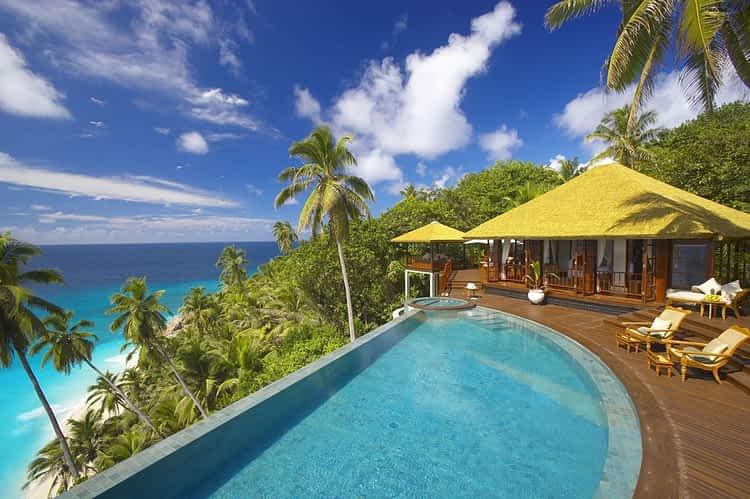 Остров Фрегейт, Сейшели