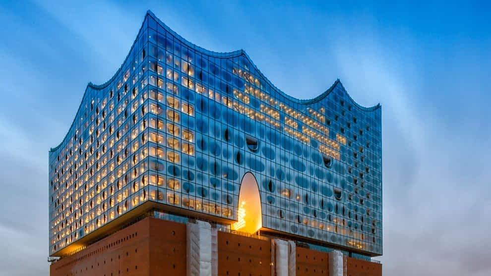 Elbphilharmonie - концертната зала в Хамбург