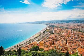 Ница, Франция