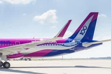 нискотарифна авиокомпания Wizz Air