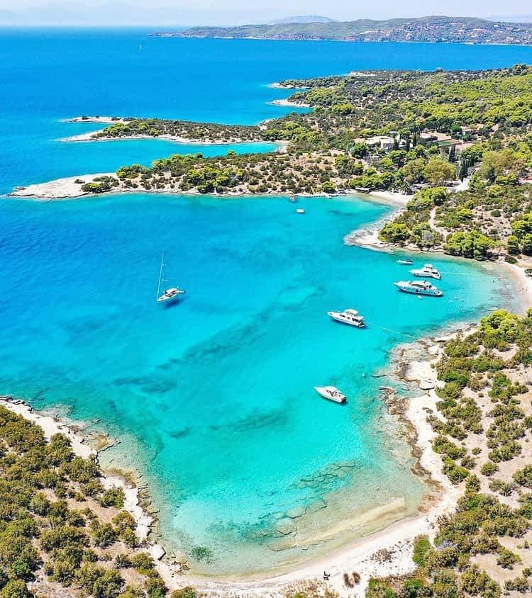 Порто Хели, Гърция