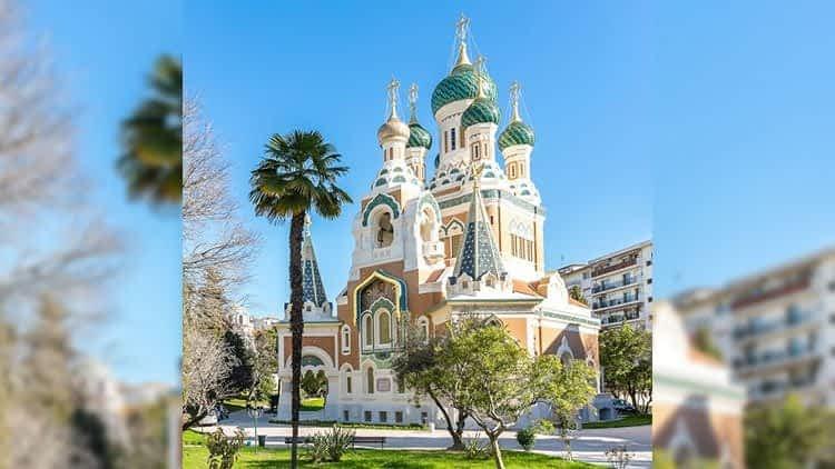 Руска православна катедрала в Ница / Cathédrale Saint-Nicolas de Nice