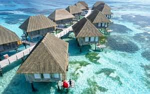 Хотели във водата на Малдиви