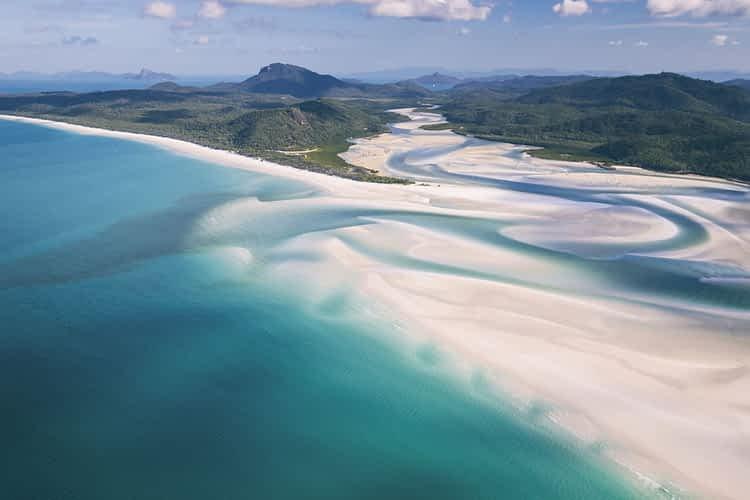 Плаж Уайтхейвън, Австралия