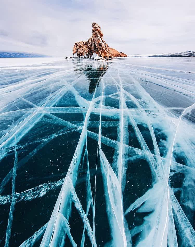 Езерото Байкал, Русия